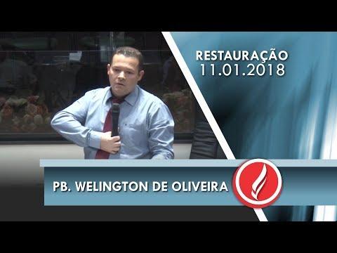 Noite da Restauração - Pb. Welington de Oliveira - 11 01 2018