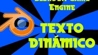 Tutorial nº 09:  Texto dinámico/Nivel Principiante