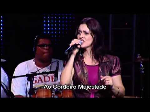 CANÇÃO AO CORDEIRO - ROSELY ALMEIDA
