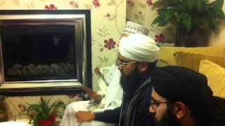 Imam Khalid & Sajid Qadri - Exclusive Nottingham 2012