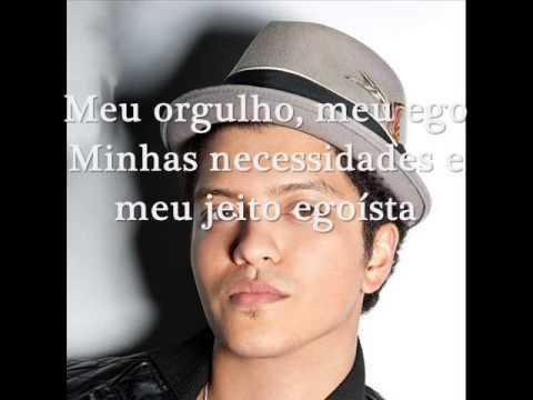 Bruno Mars Trilha sonora de Amor a Vida