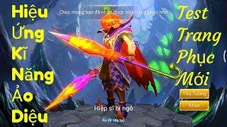 [Gcaothu] Cơ hội sở hữu vĩnh viễn Zephys Hiệp Sĩ Bí Ngô trước khi đóng sự kiện Halloween