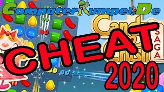 Candy Crush Saga Cheat /hack Maxpunkte Unendlich