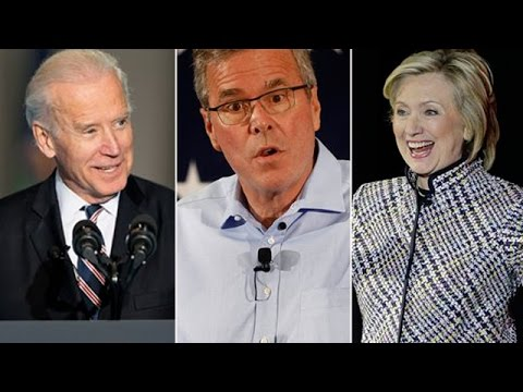 Voters say some 2016 candidates are leaders of the past
