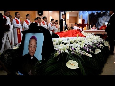 China's Catholics Mourn 'Underground' Bishop