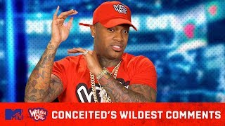 Conceited Gets Put On the Spot By Fans! 😂 | Wild 'N Out | #WildestComments