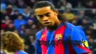 Las Mejores Jugadas De Messi,Ronaldinho,C.ronaldo Y Neymar