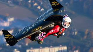 Yves Rossy: Fly with the Jetman