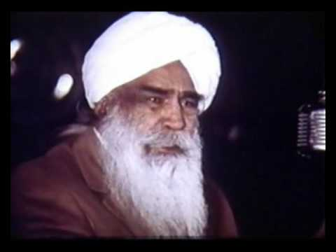 Unity of Man Conference 1974 - part2 - Sant Kirpal Singh