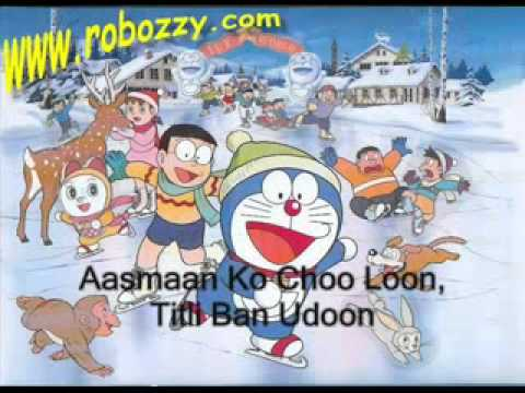 Doraemon song hindi, Doraemon song in hindi