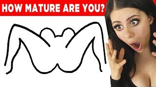This will guess your mental age! (TEST)