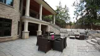 Custom Home by Prestige Homes in Lorne Park Mississauga