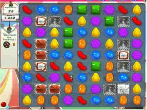 Candy Crush Saga Level 176 - YouTube