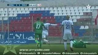 ضربة جزاء التي بسببها يهدد فريق شباب الريف الحسيمي بالانسحاب من البطولة | بــووز