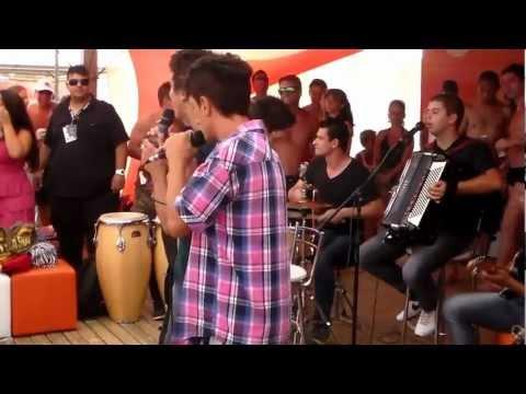 Anderson e Gusttavo com Rodrigo Ferrari - Atlântida Sul!!!