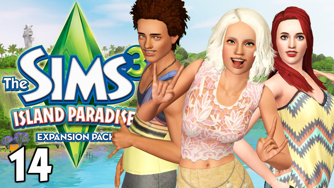 Let's Play The Sims 3 Island Paradise - Ep. 14 - Pregnant ...