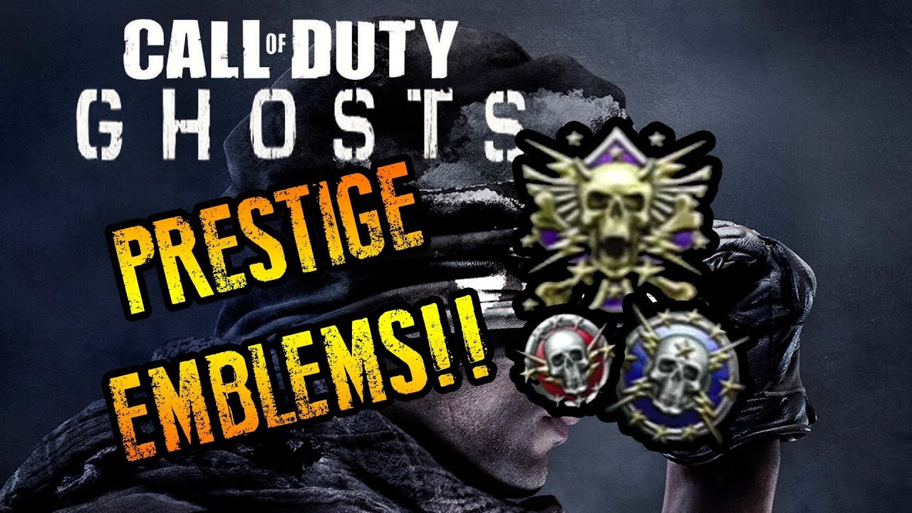 Prestige - Call of Duty: Ghosts Wiki Guide - IGN