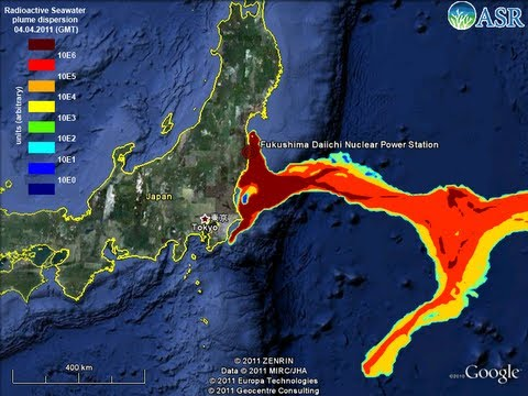 Fukushima The Coming Global Disaster