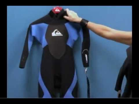 Quiksilver Syncro 3/2 Flatlock Mens and Junior Wetsuit - 2013 - PleasureSports.com