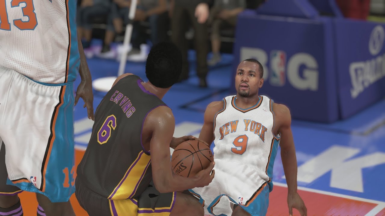 NBA 2K14 Chris Smoove My Team