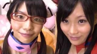 真希波&アスカ CEピュア 高崎美佳・歩川エレナ2