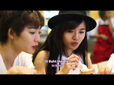Tập 2 (bản 5 phút) - BANGKOK, LẠC GIỮA THIÊN ĐƯỜNG ẨM THỰC [Why Thailand?]