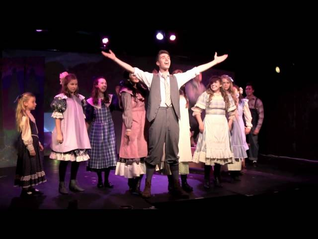 BEND IN THE ROAD - new musical - Trailer