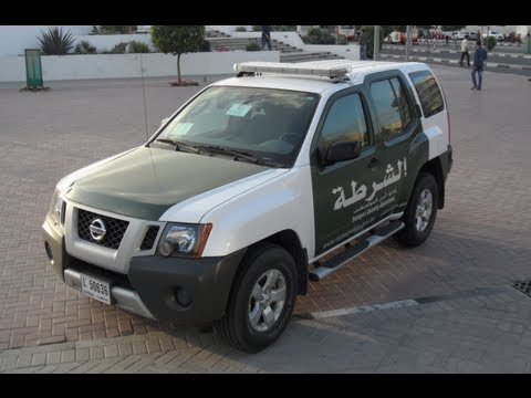 0 Dubai Transport Security Dept. police car (360°   pictures)