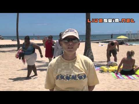 Welcome to the 41st Annual Waikiki Rough Water Swim - Linda Kaiser