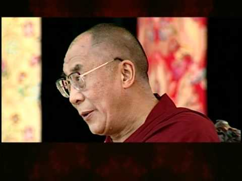Dalai Lama Curitiba 1999 Dealing with emotions