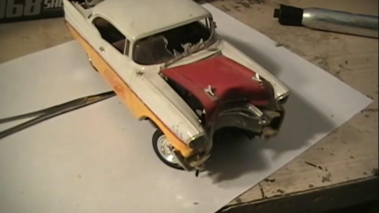 Repairing Diecast Model Cars