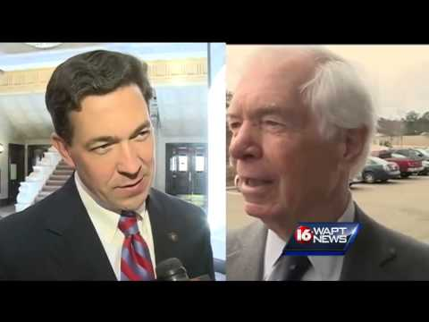 Blogger takes pictures of US Senator Thad Cochran's Wife