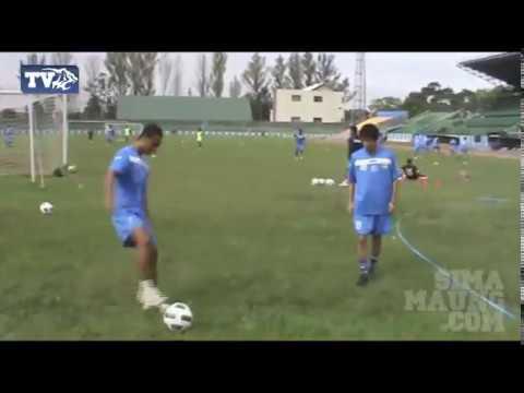 01 Ngadu Skil - Atep vs Matsunaga | PERSIB BANDUNG