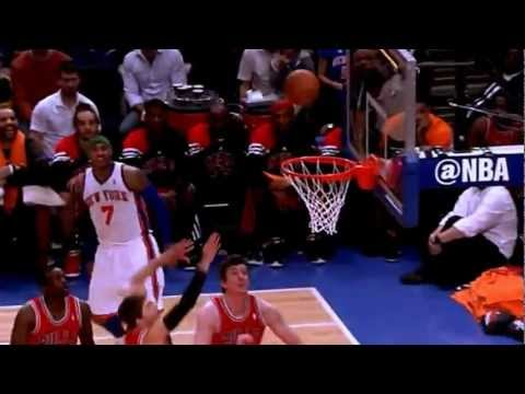 Carmelo Anthony 2012 Season Highlights ft. Saigon