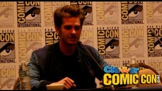 The Amazing Spider-Man 2 Press Conference 2013 Comic-Con: Andrew Garfield, Jamie Foxx view on youtube.com tube online.