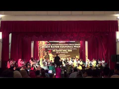 Singapore Youth Malay Orchestra - Orang Singapura