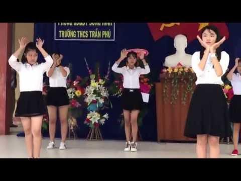 Cùng bay lên nhé nụ cười (C5 -Trần Phú)