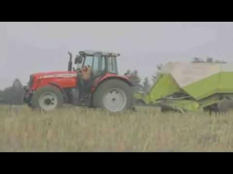 Naprosto šílený farmář. Neuvěřitelá sranda!!! :D