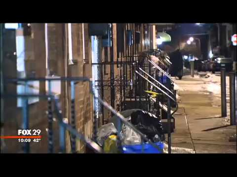 Port Richmond Recovering From Water Main Break   Philadelphia News, Weather and Sports from WTXF FOX