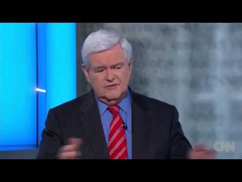 CNN and Newt Gingrich: Rand Paul Most Interesting Person in Republican Partty