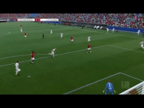#439 FIFA 17 PS4 Career mode S7E32 // BAYERN MUNCHEN Vs FC KOLN- Bundesliga - Matchday 19