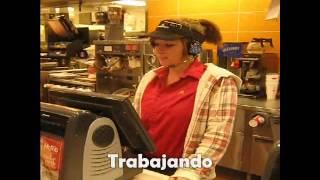 Trabajando- Spanish Present Progressive