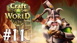 Подземные приключения [Craft The World #11]