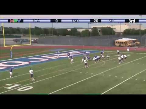 ESD 8th grade Football Highlights 2010 season Part 4