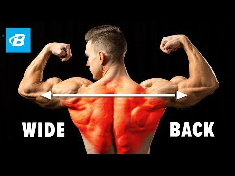 Build a Wider Back Workout | Abel Albonetti