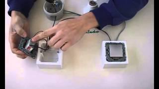 ... de videos sobre instalación eléctrica de mecanismos y puntos
