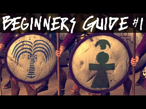 Total War Rome 2 Heir's Beginner Guide Part 1