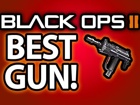 Best Gun in Black Ops 2 Tips and Tricks BO2 Weapons (Part 1)