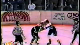 Mar 19, 1994 Ryan Bast vs Wade Belak