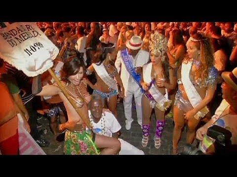 Βραζιλία: Διαμαρτυρίες λίγο πριν την έναρξη του καρναβαλιού του Ρίο